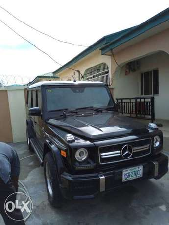 Extremely clean 2006 G63 G wagon Benin City - image 1