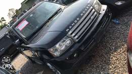 Range rover sport 2007 first body very clean in excellent condition
