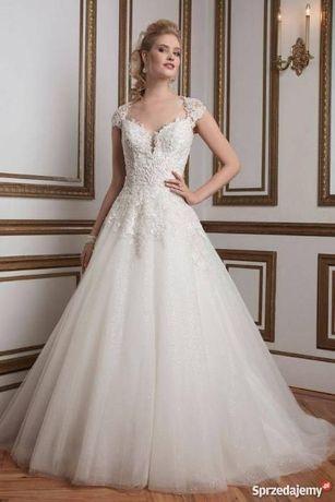 4d723b00 Sprzedam suknię ślubną z kolekcji Justin Alexander 2016 – model 8807  Chajęty - image 1
