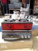 Toks gas cooker