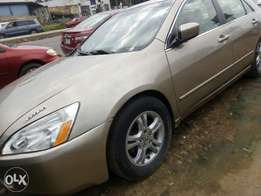 Super clean Honda accord end of discussion for sale on