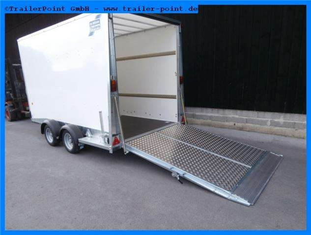 Ifor Williams Bv126g 416x173x213