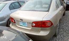 Super!! KIA Optima 2005 model
