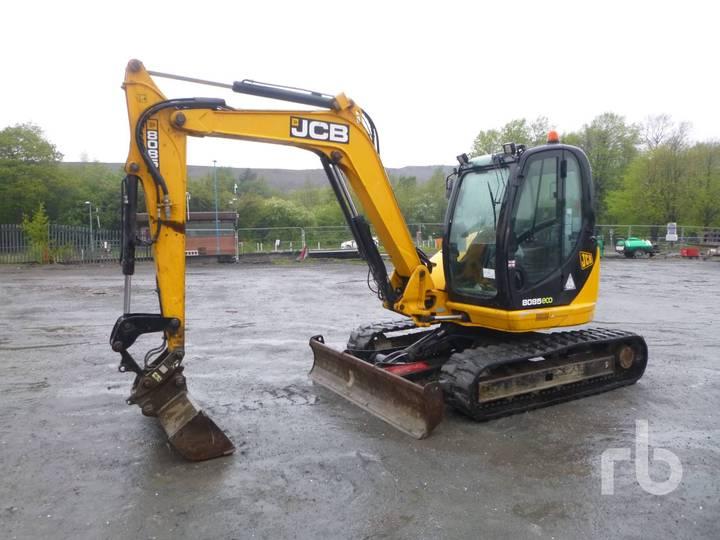 JCB 8085 - 2012