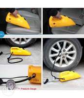 Multipurpose Inflator Air Compressor And Vacuum Cleaner