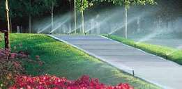Irrigation repairs and installations‎