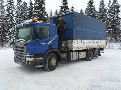 Scania P270 - 2007