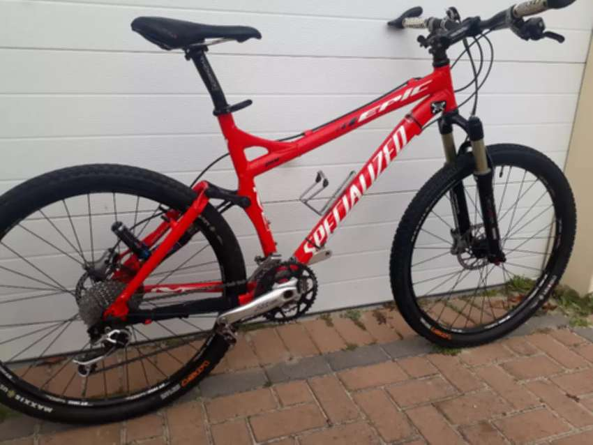 Specialized Epic Full Suspension Mountain Bike For Sale Bicycles