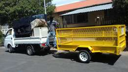 bakkie for hire H100 Hyundai