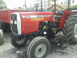 Tractor 375