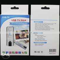 Brand New Digital Usb Tv Stick For laptop with Fm. Free to air