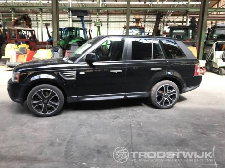 Land Rover Rang Sport - 2010