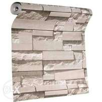 Water proof wall papers