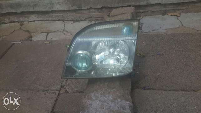 Nissan X-Trail left headlights Woodly - image 1
