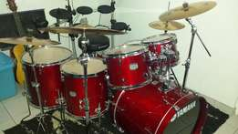 Yamaha Stage Custom Birch 6PC Acoustic Drum Kit