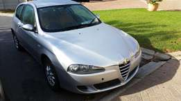 2006 Alfa Romeo 147 1.6 3-door Progression/ LOW Km 116000