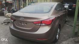 2013 Hyundai Elantra Tom start.