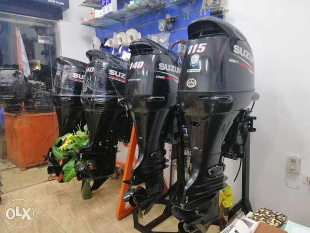 Suzuki outboard .140 for sale شرم الشيخ -  1