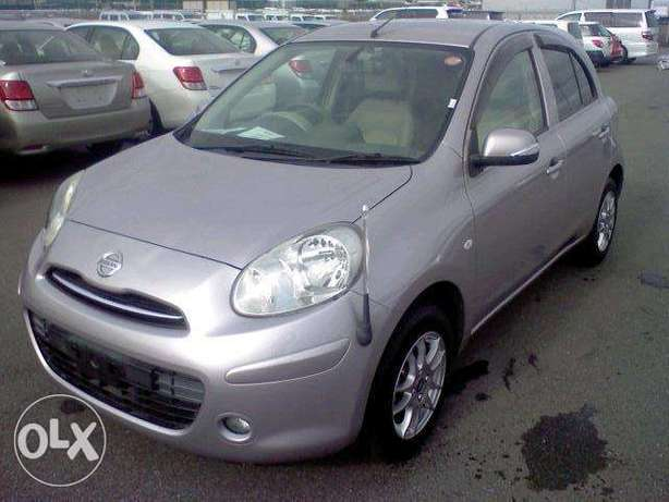 Nissan march for sale straight from Japan Utawala - image 1