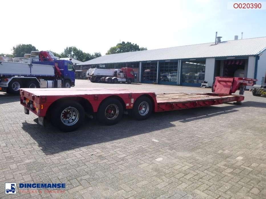 Nooteboom Semi-lowbed trailer OSDAZ-56 - 1992 - image 10