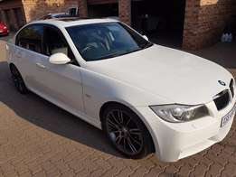 2009 BMW 330D, M-PORT Automatic - immaculate condition for sale
