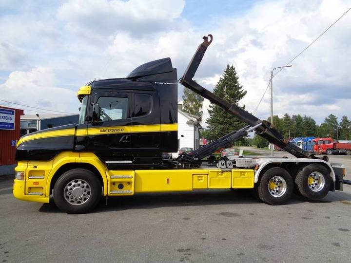 Scania T 480 - 2002