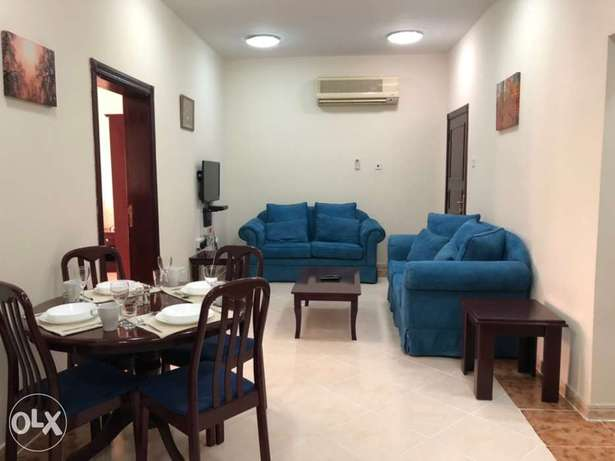 Fully Furnished 2BHk in Al Thumama