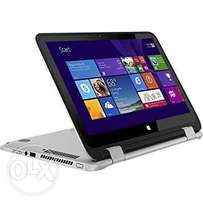 hp pavilion x360 laptop core i3 2.4ghz/1tb/4gb