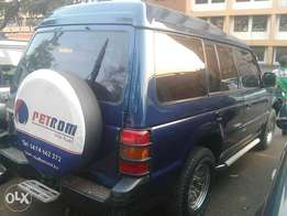 Pajero diesel for sale