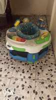 ExerSaucer (Google for more info)