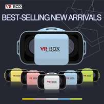 Box MINI 3D VR Headset + Vr Box Bluetooyh Remote (All NEW)
