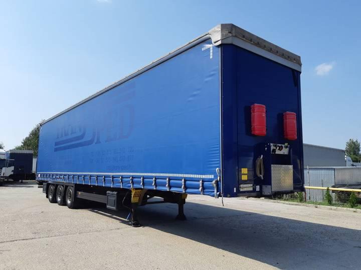 Schmitz Cargobull LowDeck XL Code - 2013