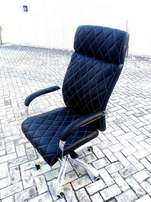 WJ Brand New Durable Draft Executive Office Chair (9870)