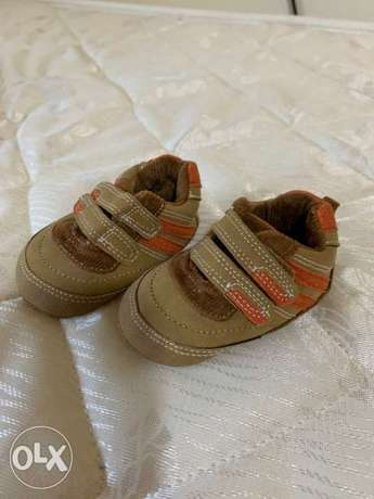 mothercare new born shoes
