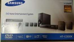 Samsung blue ray home theatre system