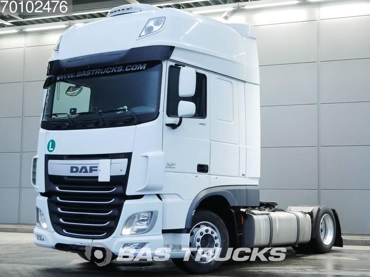 DAF XF 460 SSC 4X2 Standklima ACC Euro 6 - 2014