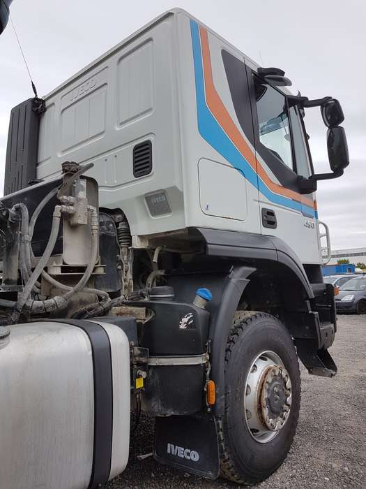 Iveco TRAKKER AT 400 T45 4x4 € 5 truck lorry - 2008 - image 8