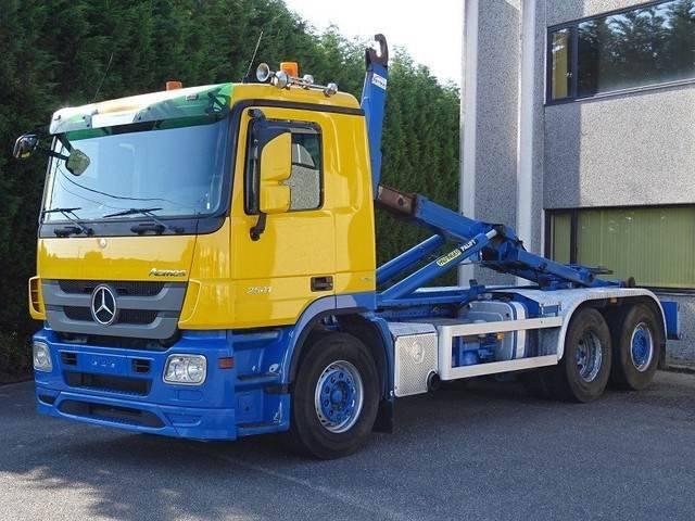 Mercedes-Benz Actros 2641 6x2 - 2009