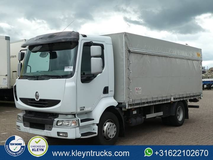Renault MIDLUM 280.16 manual airco - 2007