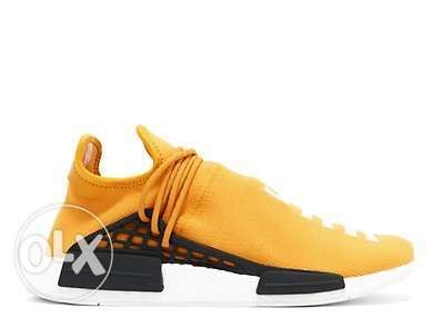 Adidas Human race sneakers Ikeja Government Reserved Area - image 2