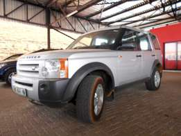 2005-Land Rover Discovery 3 Td V6 SE A/T