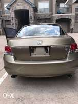 Honda Accord 2008 direct.