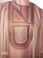 Agbada Suit