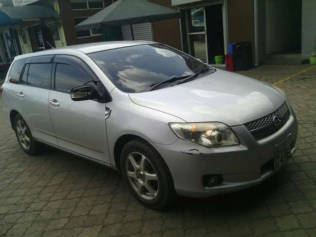 For quick sale Toyota fielder in excellent condition Nakuru East - image 3