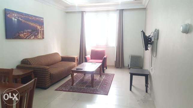 Benid Al Qar - Spacious Fully Furnished 1 Bed Apartment