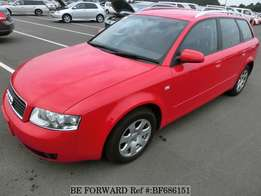 Audi A4 model 2004 for sale