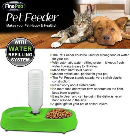Finepet - Pet Feeder Sunridge Park - image 3