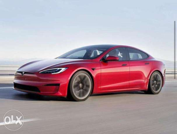 Import Tesla Model S Plaid 0-100 in 2 Seconds by Ghandour Auto