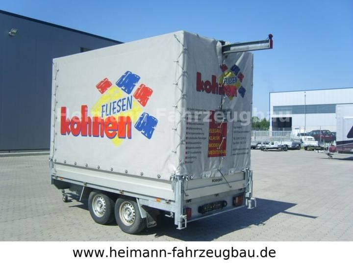 Klagie Plane und Spriegel mit Ladegerät - 2013