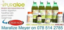 Pur Aloe Health & weight loss